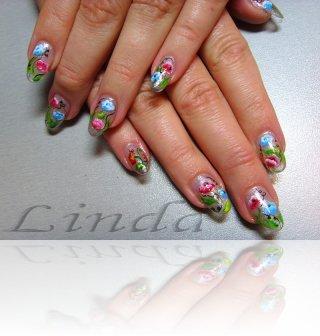 Ноктопластика от Линда