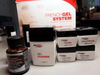 French gel system